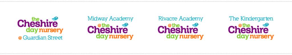 cheshireday-logos